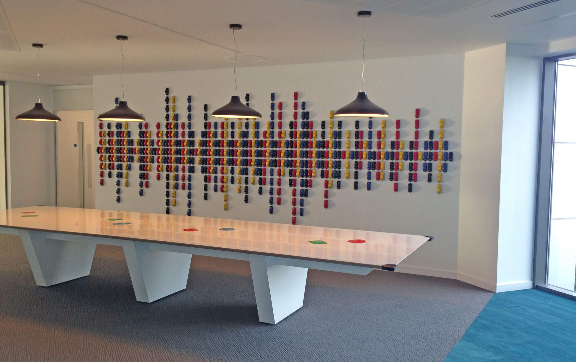 Acrylicize - VW Financial Offices